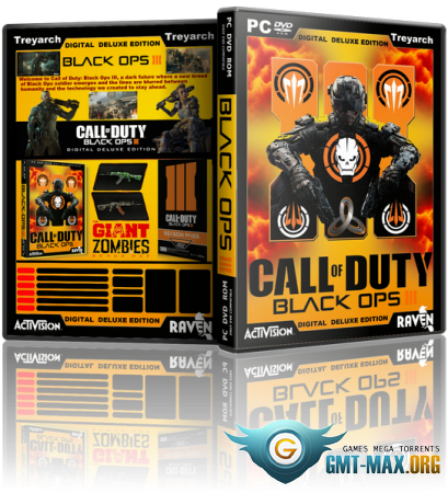 Call of Duty: Black Ops 3 Digital Deluxe Edition (2015/RUS/ENG/RePack �� MAXAGENT)