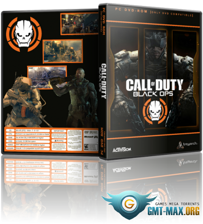 Call of Duty: Black Ops 3 Digital Deluxe Edition (2015/RUS/ENG/RePack от xatab)