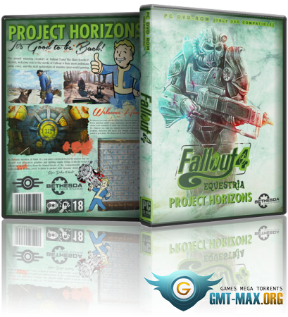 Fallout 4 / Фоллаут 4 v.1.10.20.0.1 + 8 DLC (2017/RUS/ENG/RePack от MAXAGENT)