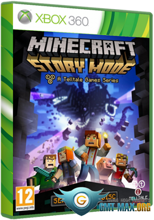 Minecraft: Story Mode - A Telltale Games Series (2015/RUS/PAL/LT + 1.9)