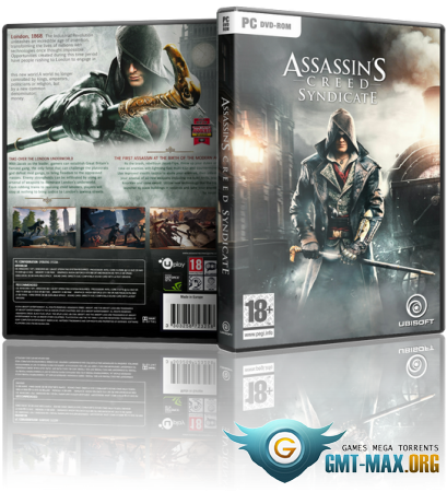Assassin's Creed Syndicate Gold Edition (2015/RUS/ENG/RePack от MAXAGENT)
