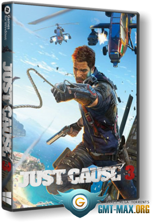 Just Cause 3 XL Edition v.1.05 + DLC (2017/RUS/ENG/RePack от MAXAGENT)