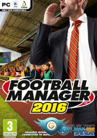 Football Manager 2016 Crack (2015/RUS/ENG/Crack)
