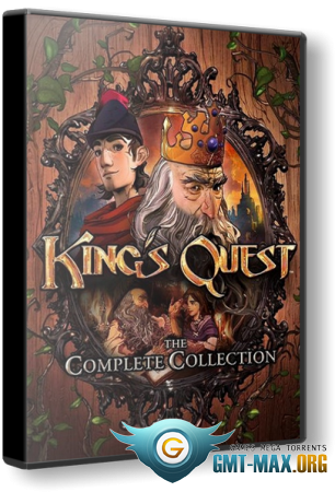 King's Quest: The Complete Collection (2015/RUS/ENG/Лицензия)
