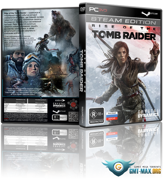 Steam Community Rise Of The Tomb Raider: Скачать торрент Rise Of The Tomb Raider: 20 Year