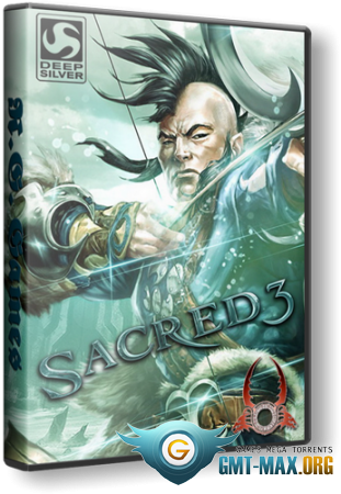 Sacred 3: The Gold Edition (2014/RUS/ENG/Лицензия)