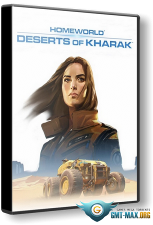 Homeworld: Deserts of Kharak (2016/RUS/ENG/RePack от xatab)