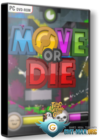 Move or Die (2016/ENG/RUS/Пиратка)