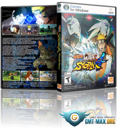 NARUTO SHIPPUDEN: Ultimate Ninja STORM 4 Deluxe Edition (2016/RUS/ENG/RePack �� MAXAGENT)