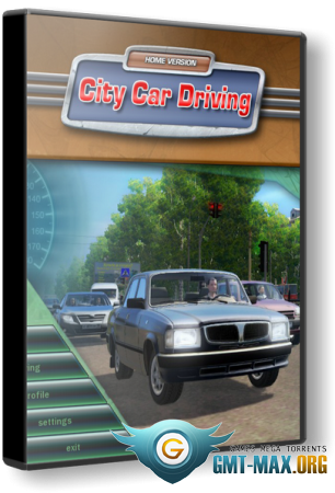 City Car Driving v.1.5.2 (2016/RUS/ENG/Лицензия)