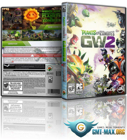 Plants vs. Zombies Garden Warfare 2 Deluxe Edition (2016/ENG/Лицензия)