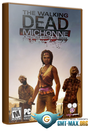 The Walking Dead: Michonne Episode 1-3 (2016/RUS/ENG/Лицензия)