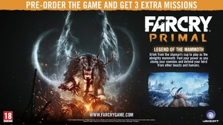 Far Cry Primal Apex Edition (2016/RUS/ENG/RePack от MAXAGENT)