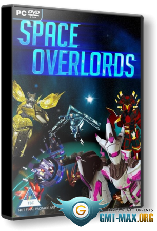 Space Overlords (2016/ENG/Лицензия)