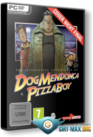 The Interactive Adventures of Dog Mendonca & Pizzaboy (2016/RUS/ENG/Лицензия)