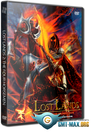 Lost Lands: The Four Horsemen Collector's Edition (2015/RUS/ENG/Лицензия)