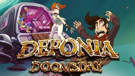 Deponia Doomsday (2016/RUS/ENG/RePack от R.G. Механики)