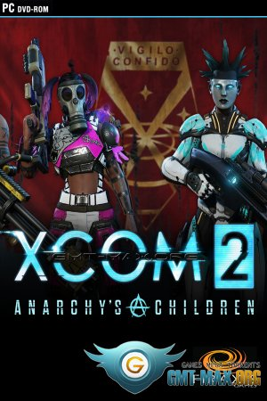 XCOM 2: Anarchy's Children (2016/RUS/ENG/Crack by CODEX + DLC)