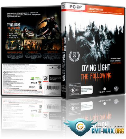 Dying Light: The Following Enhanced Edition v.1.11.1 (2016/RUS/ENG/RePack от MAXAGENT)