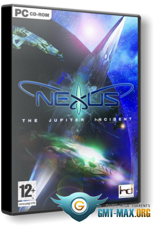 Nexus: The Jupiter Incident Remastered (2016/RUS/ENG/Лицензия)