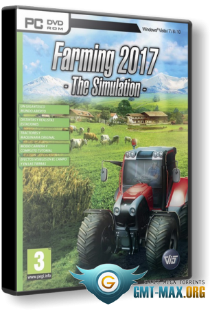 Professional Farmer 2017 Cattle and Cultivation (2016/ENG/Лицензия)
