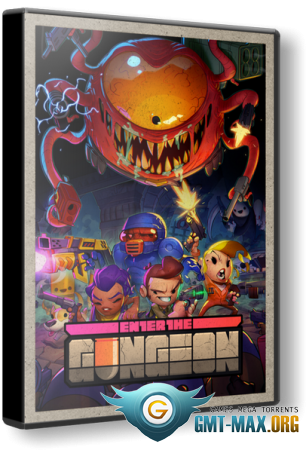 Enter The Gungeon: Collector's Edition v.2.1.6 + DLC (2016/RUS/ENG/GOG)