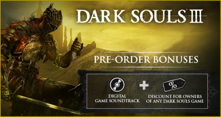 Dark Souls III v.1.15 / Дарк Соулс 3 Deluxe Edition (2017/RUS/ENG/RePack от R.G. Механики)