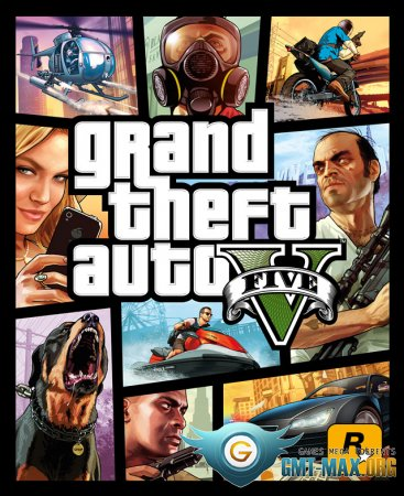 GTA 5 на ПК / PC Grand Theft Auto 5 Crack + Patch v.1.0.877.1 (2016/RUS/ENG/Crack + Update 1.36)