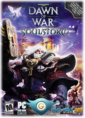 Warhammer 40.000: Dawn of War - Soulstorm (2008/RUS/Лицензия)