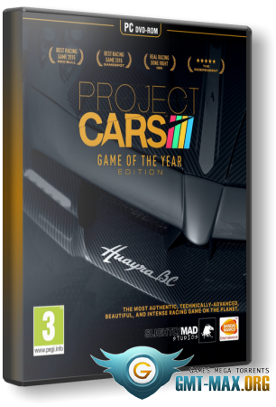 Project CARS Game of the Year Edition (2015/RUS/ENG/Лицензия)
