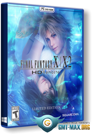 FINAL FANTASY X/X-2 HD Remaster (2016/ENG/Лицензия)