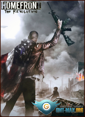 Homefront: The Revolution Crack (2016/RUS/ENG/Crack by 3DM)