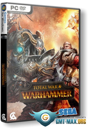 Total War: WARHAMMER (2016/RUS/ENG/Steam-Rip)