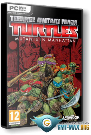 Teenage Mutant Ninja Turtles: Mutants in Manhattan (2016/ENG/Лицензия)
