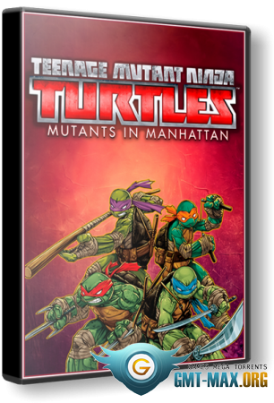 Teenage Mutant Ninja Turtles: Mutants in Manhattan (2016/ENG/RePack от MAXAGENT)