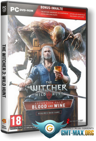 The Witcher 3: Wild Hunt Blood and Wine / ������� 3: ����� ����� ����� � ���� (2016/RUS/ENG/GOG)