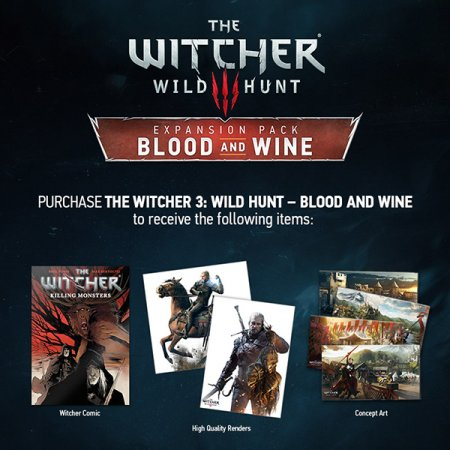 Ведьмак 3: Дикая Охота / The Witcher 3: Wild Hunt Game of the Year Edition v.1.31 + 18 DLC (2016/RUS/ENG/RePack от R.G. Механики)