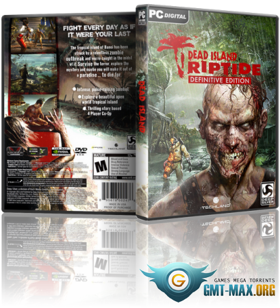 Dead Island: Riptide Definitive Edition (2016/RUS/ENG/Лицензия)