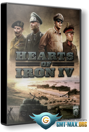 Hearts of Iron IV: Field Marshal Edition v.1.9.3 + DLC (2017/RUS/ENG/Лицензия)