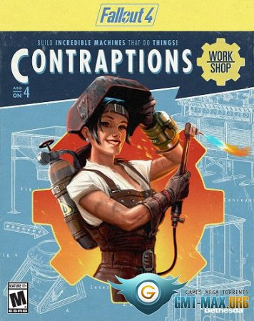 Fallout 4 Contraptions Workshop DLC (2016/RUS/ENG/DLC)