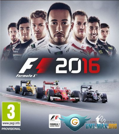 F1 2016 Crack (2016/RUS/ENG/Crack by STEAMPUNKS)