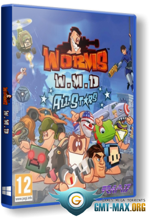Worms W.M.D (2016/RUS/ENG/Лицензия)