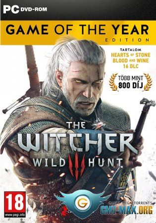 The Witcher 3 / Ведьмак 3 Патч v.1.22 + v.1.31 GOG (2016/RUS/ENG/Patch 1.22-1.31 + DLC)