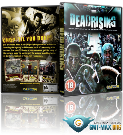 DEAD RISING 10th Anniversary (2016/RUS/ENG/RePack от MAXAGENT)