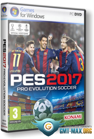 Pro Evolution Soccer 2017 / PES 2017 (2016/RUS/ENG/Steam-Rip)