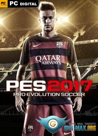 Pro Evolution Soccer 2017 / PES 2017 Crack (2016/RUS/ENG/Crack-Fix by CPY)