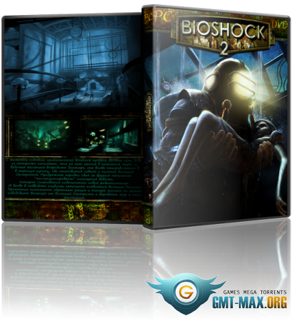 BioShock 2 Remastered (2016/RUS/ENG/Лицензия)