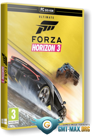 Forza Horizon 3 Ultimate Edition на ПК / PC v.1.0.119.1002 (2016/RUS/ENG/RePack от xatab)