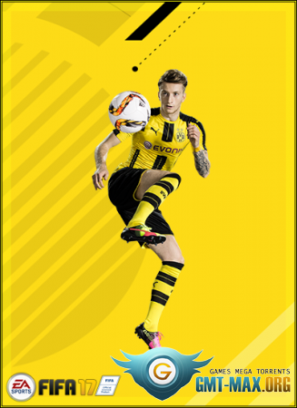FIFA 17 / ФИФА 17 Crack (2016/RUS/ENG/Crack by CPY)