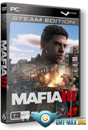Mafia 3 / ����� 3 Digital Deluxe Edition (2016/RUS/ENG/Steam-Rip)